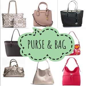 Michael Kors Coach Fossil Kate Spade Juicy Couture